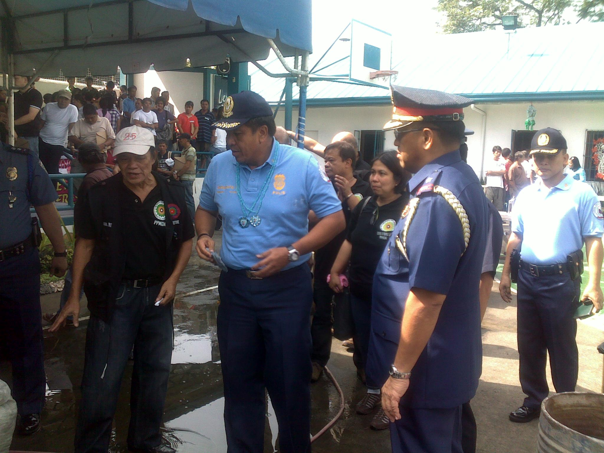 Ppmdai Blog Archive Visayas Fireworks Safety Refresher Seminar Speaker Protector Don8217t Connect Your Before The Amplifier Is Powered